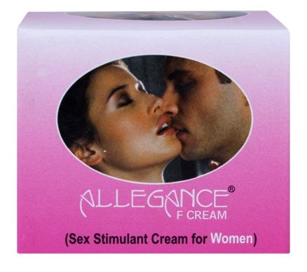 Sex Stimulant Cream for Female / Libido Enhancer Cream for Female