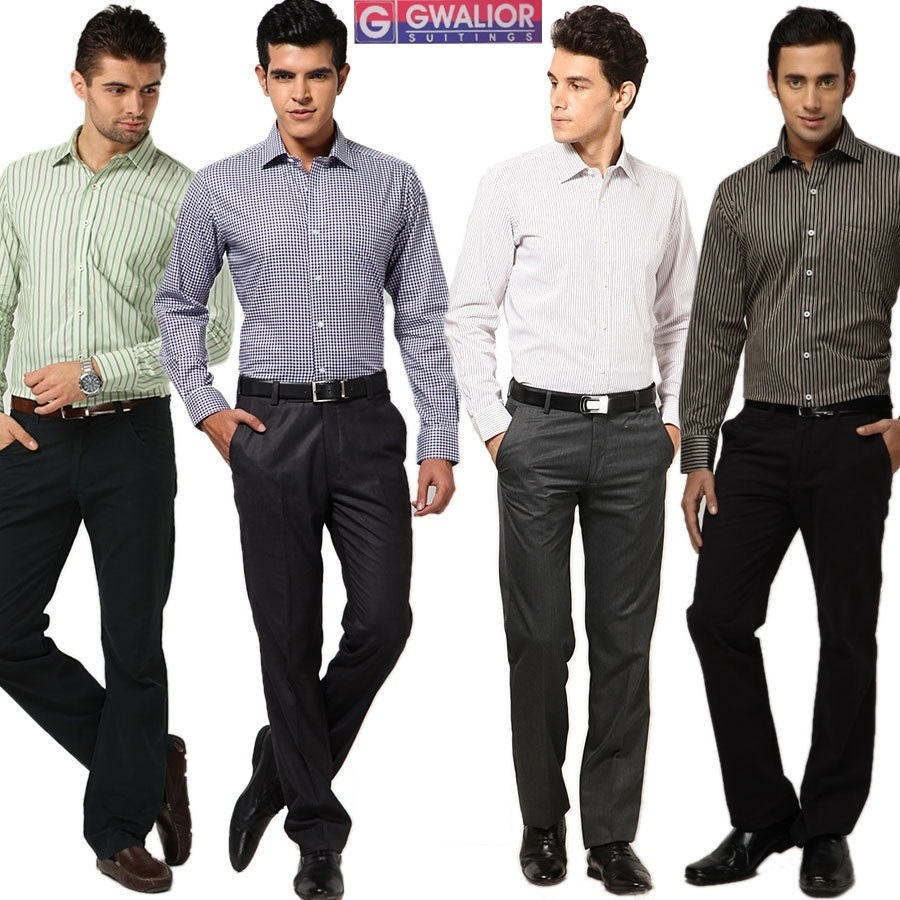 how to wear formal shirt
