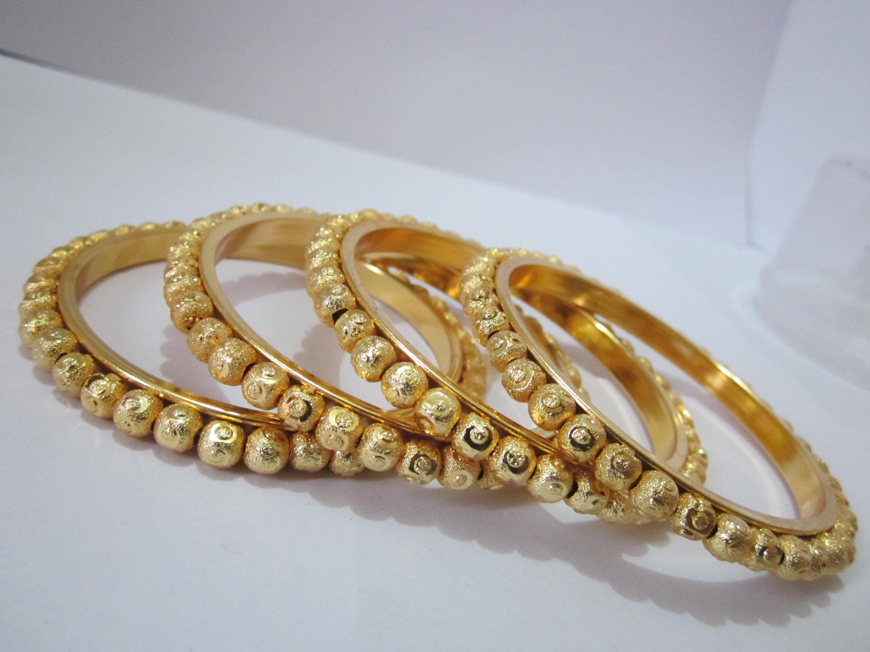 Gold Bangles Designs In 8 Grams Pictures to pin on Pinterest