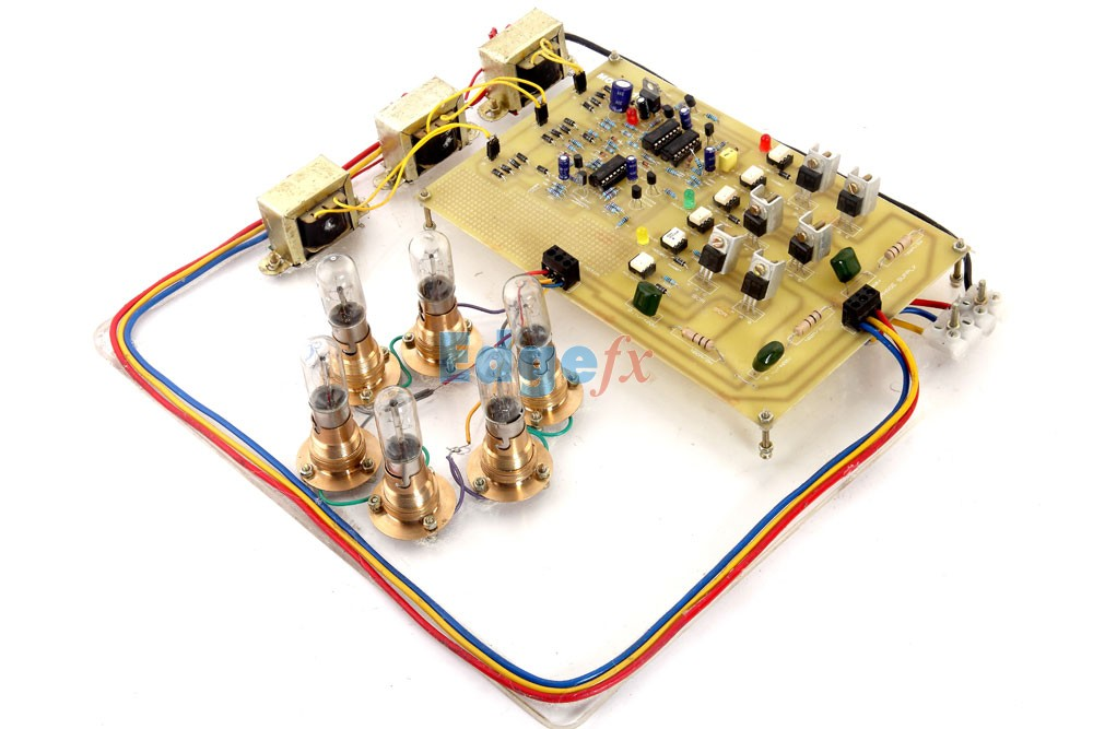 Electronic Soft Start For 3 Phase Induction Motor Diy Do