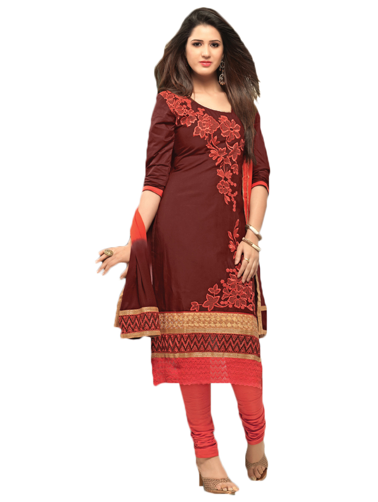 Buy geeney beautiful attractive unstitched embroidered