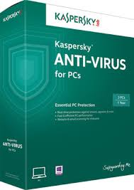 Kaspersky Anti-Virus 2014 - Single User
