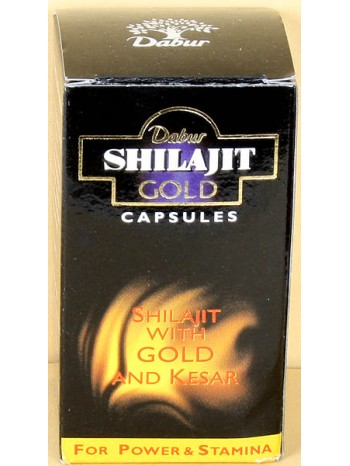 Dabur Gold Shilajit 20 Capsules available at ShopClues for Rs.310