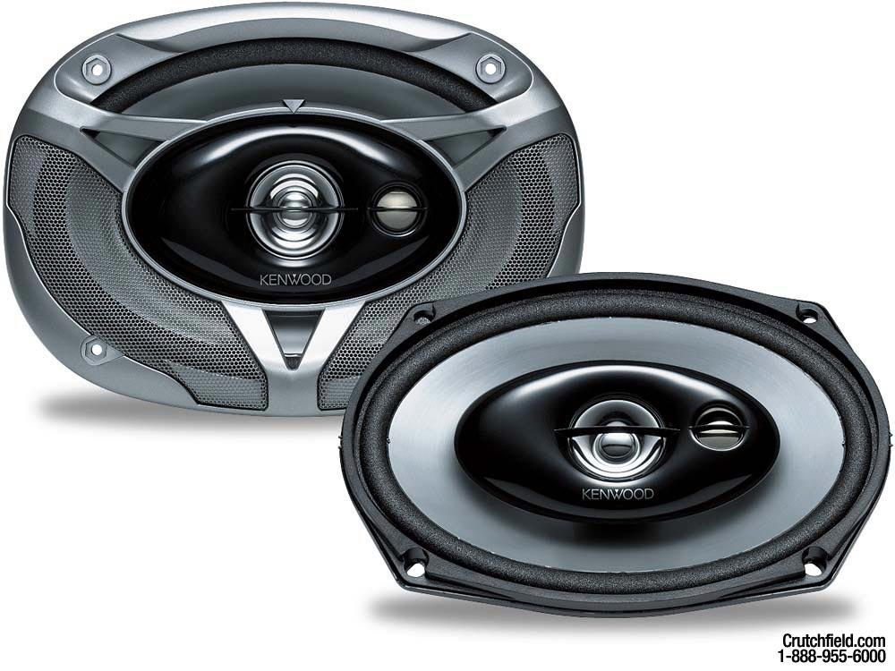 Kenwood - Car Audio Car Electronics: Electronics