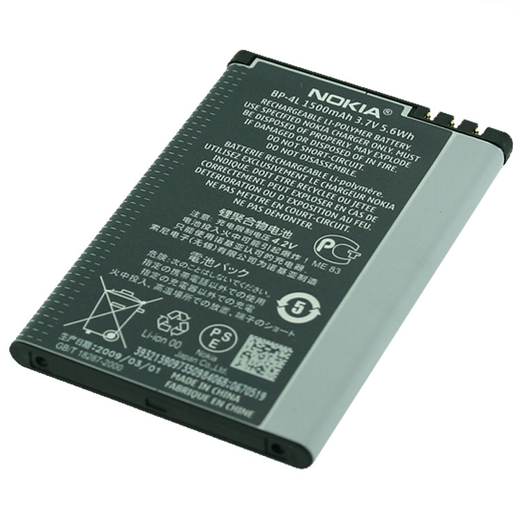 Original Bp 4l Bp 4l Bp4l Bp 4l Battery For Nokia E6 00