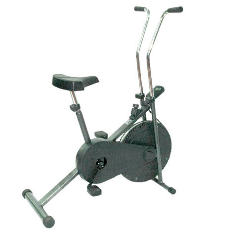 Lifeline Exercise Cycle Bike With Electro Display  Home Gym available at ShopClues for Rs.4812