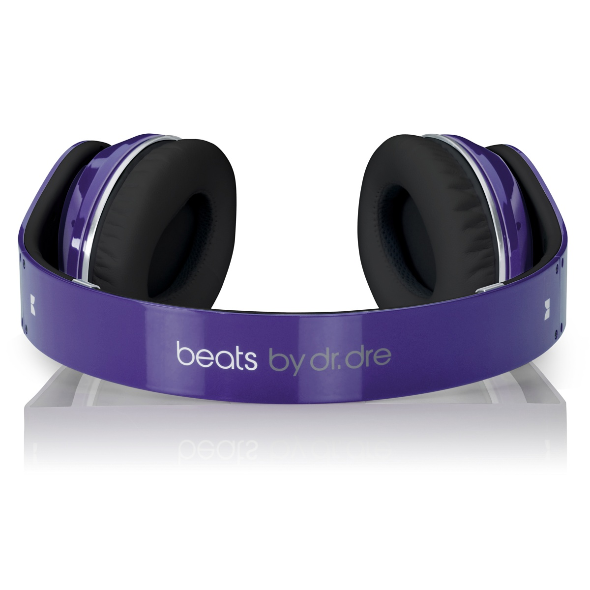 Purple Beats By Dr  Dre Headphones