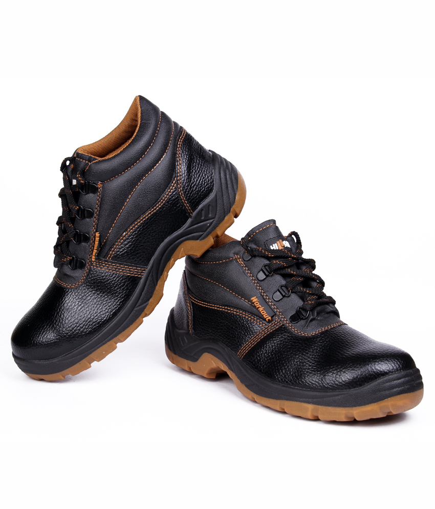 Buy Hillson Workout Safety Shoe Online In India - 86669821 - ShopClues.com