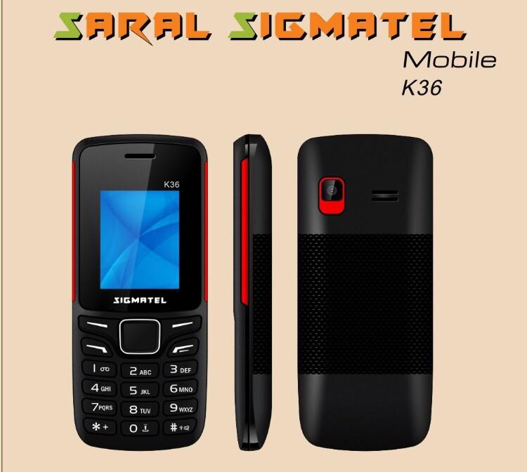 Saral Sigmatel K36