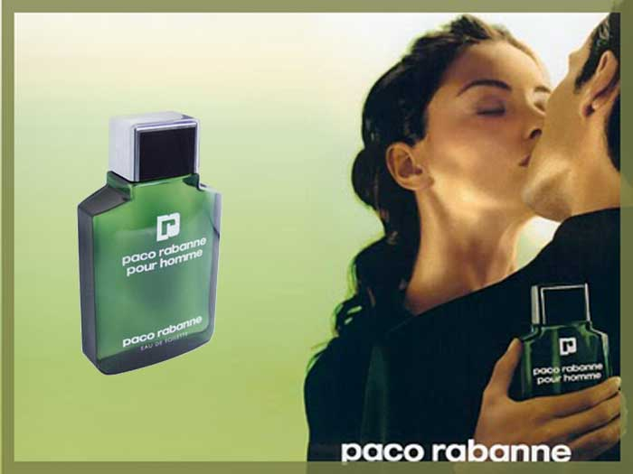 Paco Rabanne Pour Homme Perfume Men 100ml By Paco Rabanne