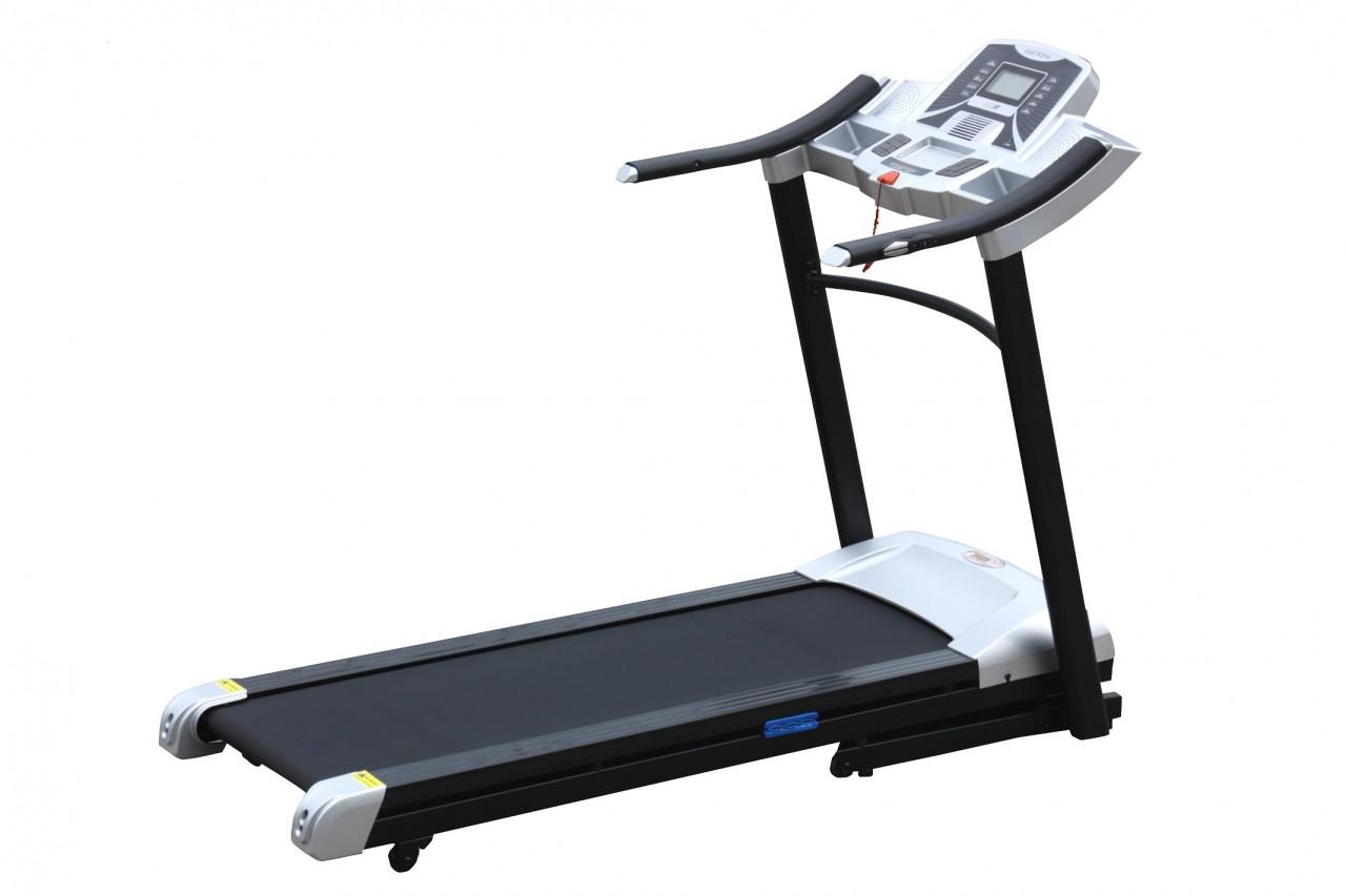 Lifeline motorized treadmill es 6600 2 5 hp cont 5 hp for Treadmill 2 5 hp motor