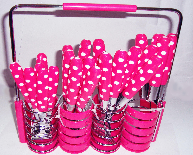 Princess 24 Pcs. Cutlery Set With Stylish Stand