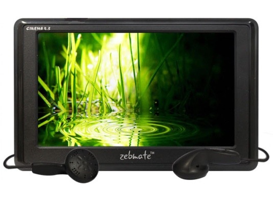 Zebronics Zebmate D-Zeb 8Gb (Cinema 4.3) Mp4 Player