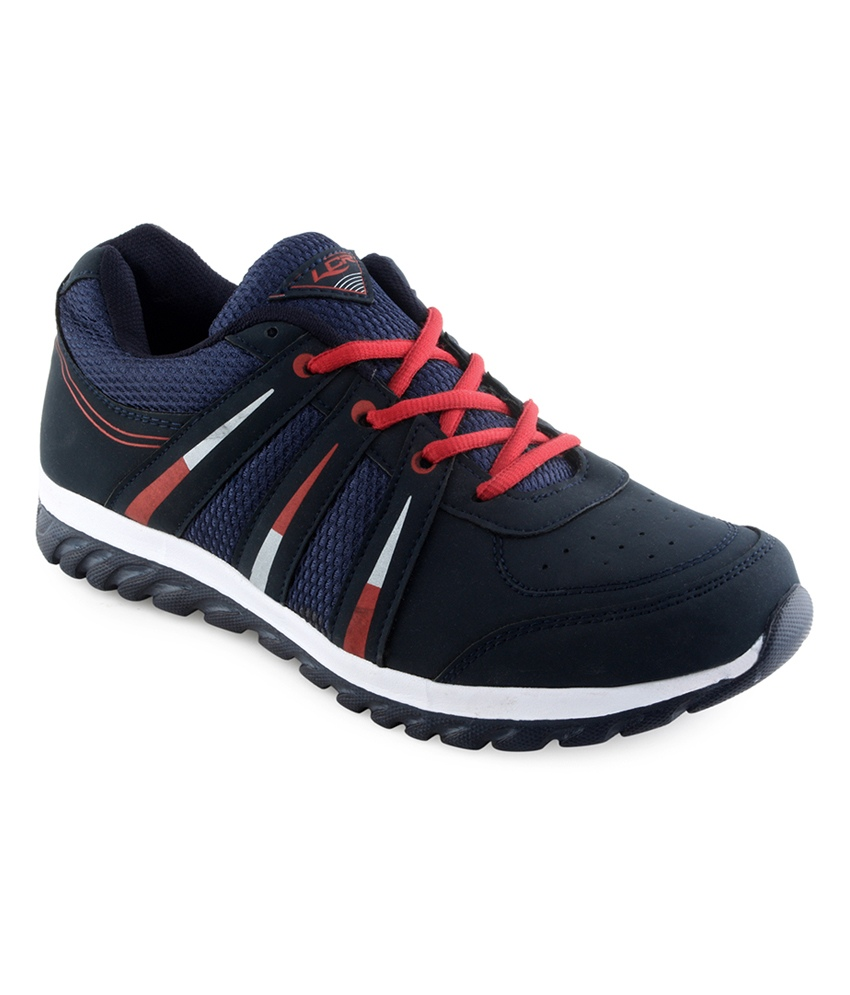 e2ab0aab95a5 Lancer Blue Running Shoes available at ShopClues for Rs.490