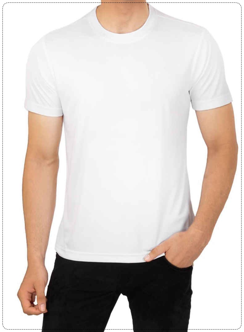"""In Amazon, there are million results that come up when you search """"Men's White T-Shirt,"""" and while those get pretty interesting pretty fast (""""Konflic NWT Men's Giant Cross Graphic Designer MMA Muscle T-shirt""""), reviewing all of them would take more time and effort than anyone has."""