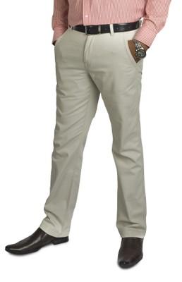 Kanva Cream Men's Cotton Pants