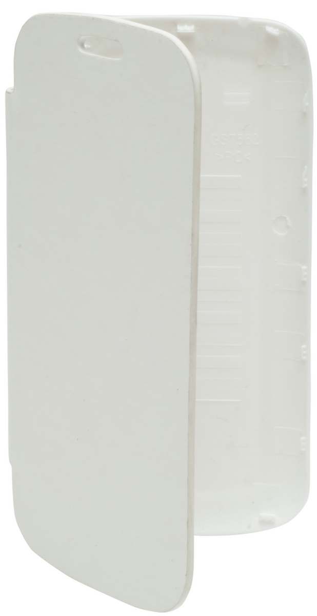 Karbonn  A50 Flip Cover White available at ShopClues for Rs.199