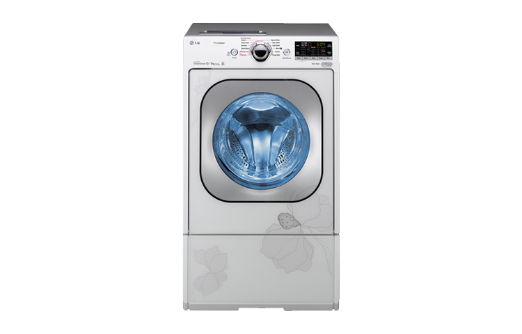 LG F1232RDSW 13/8 Kg Front Loading Automatic Washing Machine