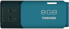 Toshiba Hayabusa 8GB Pen Drive (Light Blue)