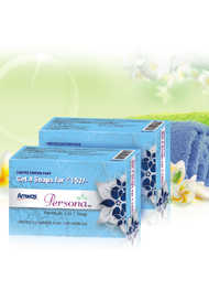 Amway Persona Premium 3 In 1 Soap (Set Of 4 Pc.)