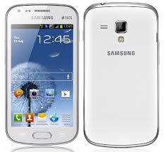 Samsung Galaxy S Duos S7562 With Flip Cover & Screen Gaurd
