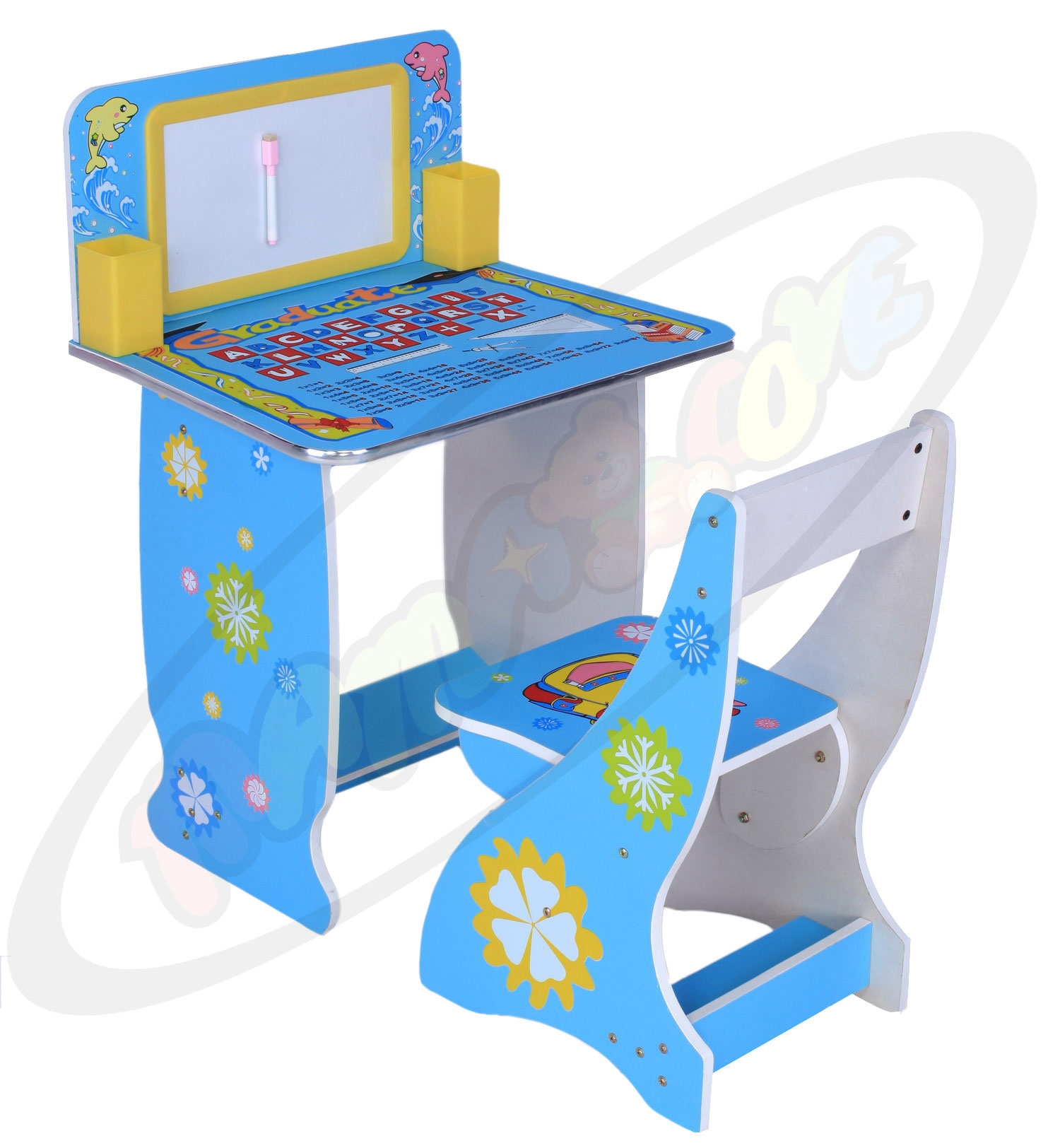 Study table chair for Reading table design