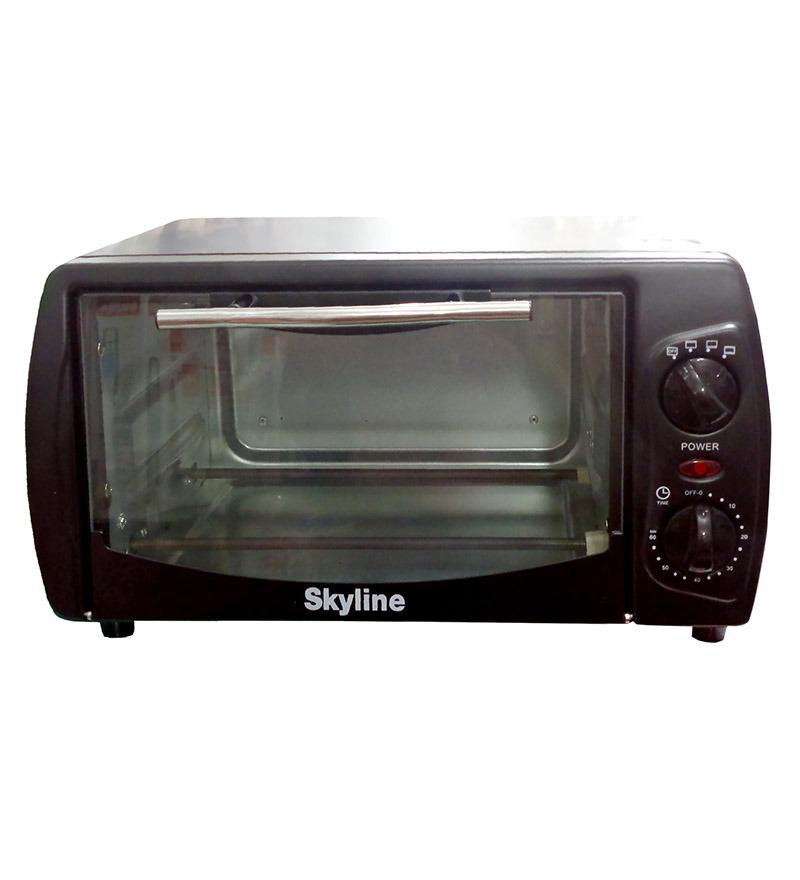 Skyline 12 Litre Vt-7064 OTG Microwave Oven Black at shopclues