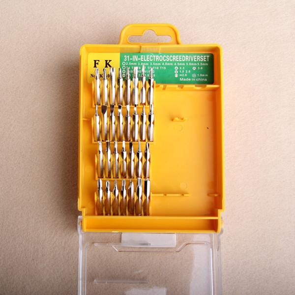 32 in 1 screwdriver set. Black Bedroom Furniture Sets. Home Design Ideas