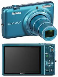 Nikon Coolpix S6500 16 Megapixels Digital Camera+full hd+wifi in built+12x ZOOM