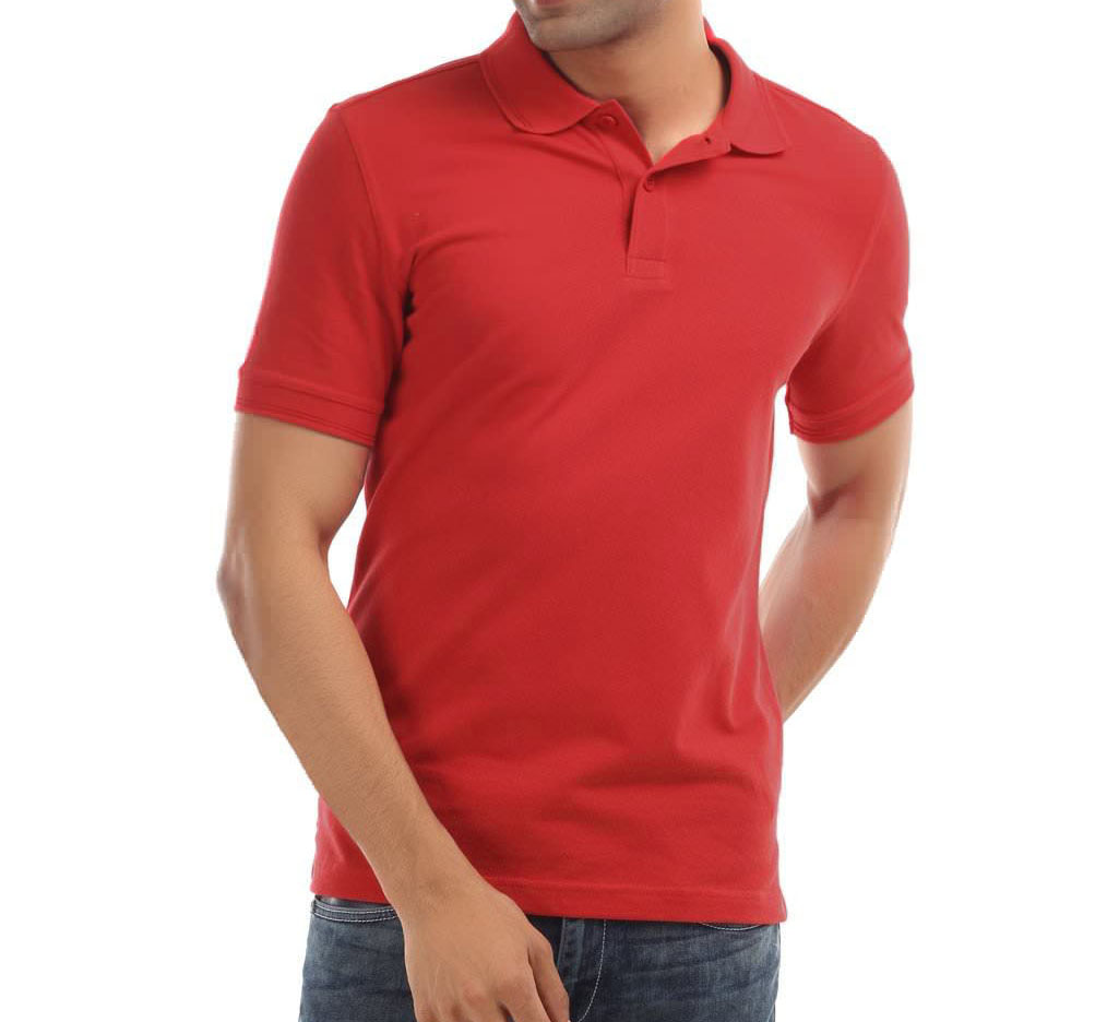 Black t shirt red collar - Black T Shirt With Red Collar Photo 22