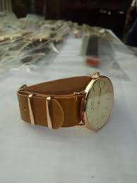 DW watch Clone (Leather Strap Removeble)