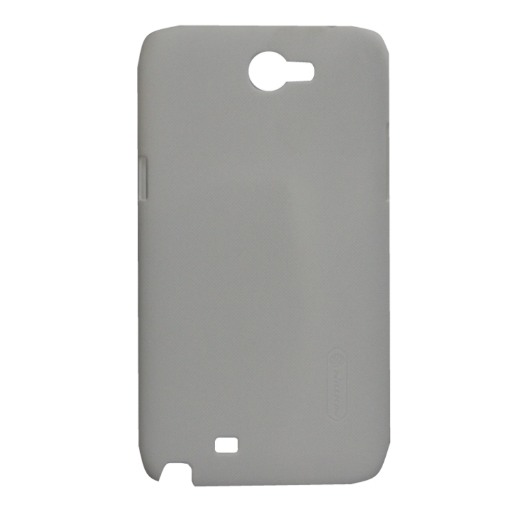 Brain Freezer Nillkin Super Frosted Hard Back Cover Case For Samsung Galaxy Note 2 White