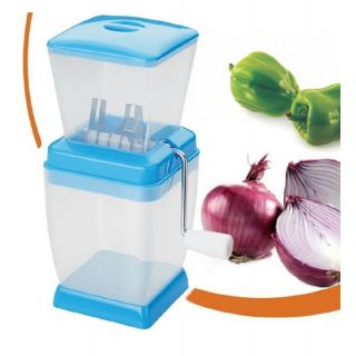 Onion  Vegetable Manual Cutter Chopper available at ShopClues for Rs.115