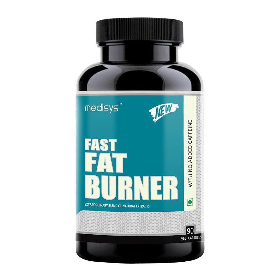 Medisys Fast Fat Burner - 90 capsules