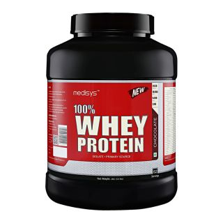 Medisys 100 Whey Protein - Chocolate - 2kg