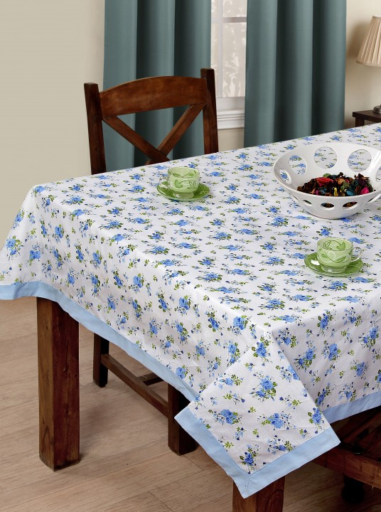 BSB Trendz Cotton Printed Table Cover