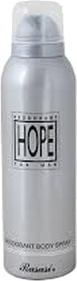 Rasasi Hope Deo- 200 Ml (For Men/Women)