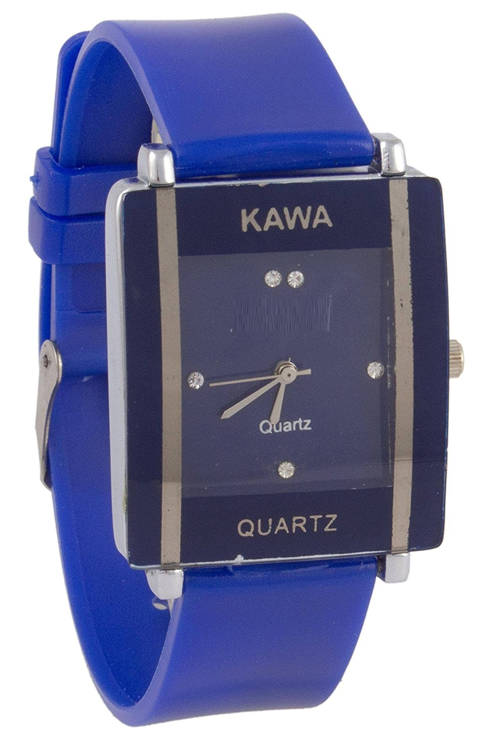 Curren Brown Black Dial and Blue Kawa Watches Couple for Men and Women