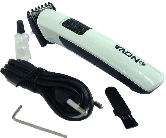 Nova Professional Rechargeable Hair Trimmer RF8609ABC