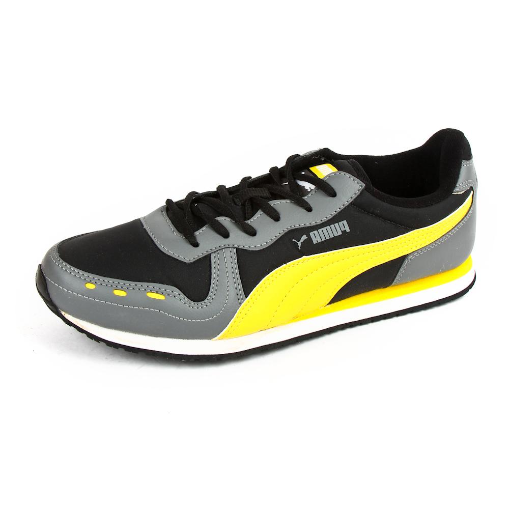 Puma In Fashion Black Sneakers
