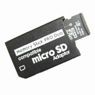 Making Memory Stick Pro Duo From Micro Sd 4