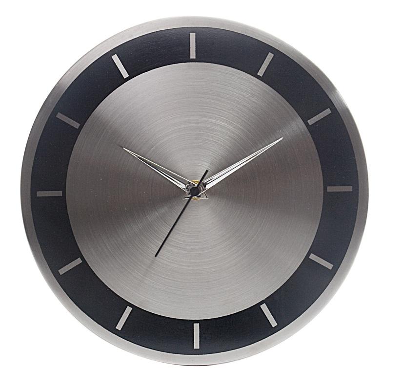 Shop Designer Steel Wall Clock Online Shopclues