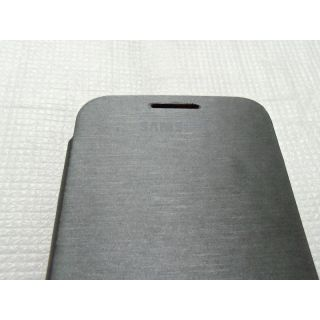 SAMSUNG GALAXY GRAND QUATTRO I855 FLIP COVER CASE PURE LEATHER DIARY    Samsung Galaxy Grand Quattro Grey Colour