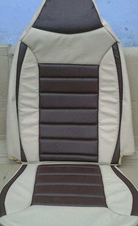 Leatherite Car Seat Cover For I10 Grand Magna Sports