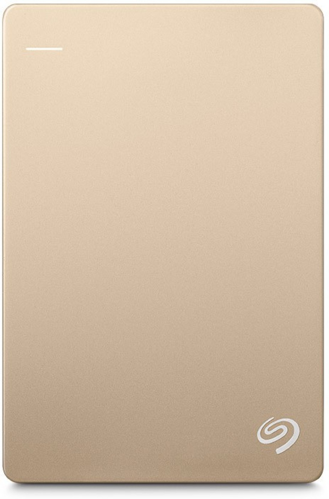 Seagate 2 TB Wired External Hard Disk Drive (Gold) at shopclues