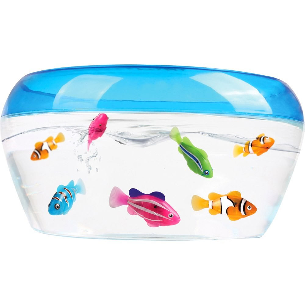 Buy new robo fish 3 inch electronic pet fish online for Robo fish toy
