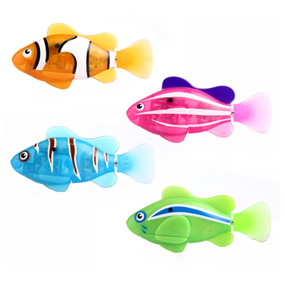 Other game for Swimming fish cat toy