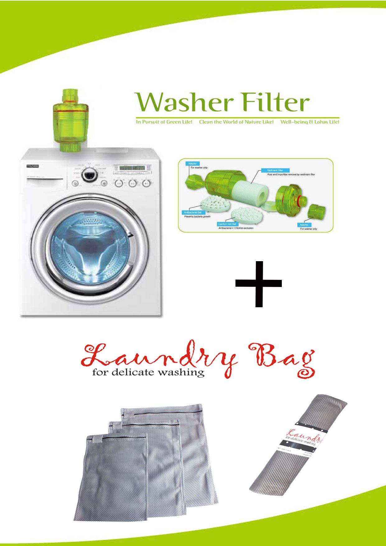 washing machine filter bag