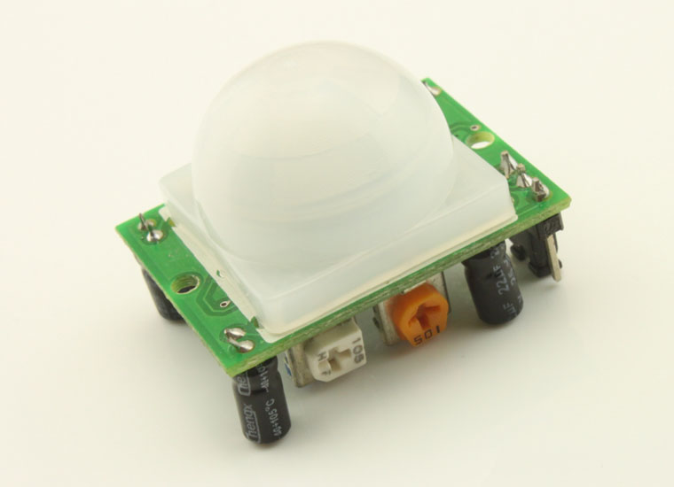 electronics engineering project kits pir motion
