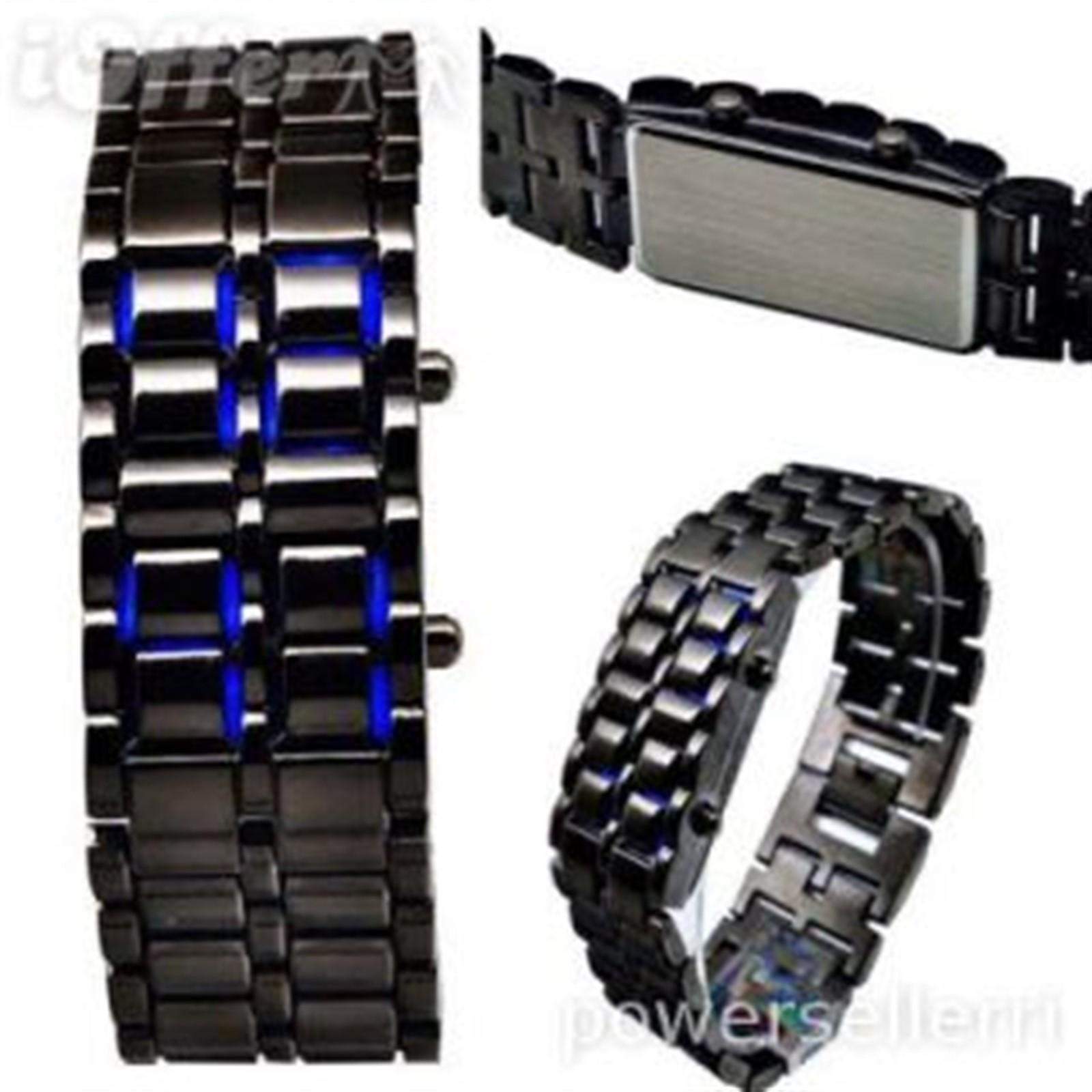 Bracelet Metal LED Watch - Designer Trendy Watch by miss A
